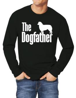 The dogfather Australian Shepherd Long-sleeve T-Shirt