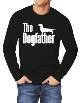 The dogfather Dachshund Long-sleeve T-Shirt