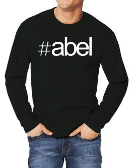 Hashtag Abel Long-sleeve T-Shirt