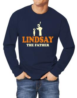 Lindsay The Father Long-sleeve T-Shirt