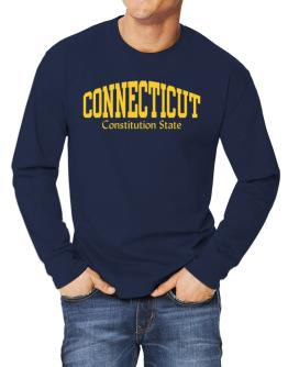 State Nickname Connecticut Long-sleeve T-Shirt