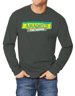 Amadeus The Savage Long-sleeve T-Shirt