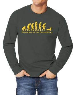 Evolution Of The Dachshund Long-sleeve T-Shirt