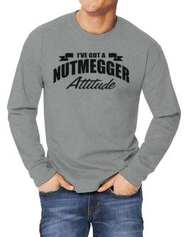 Nutmegger Attitude Long-sleeve T-Shirt
