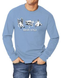 Irish Yoga Long-sleeve T-Shirt
