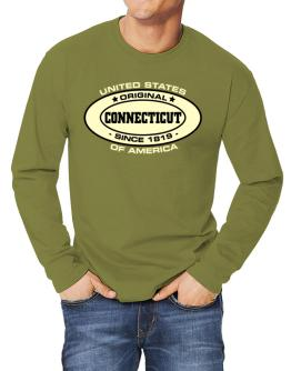 Original Connecticut Since Long-sleeve T-Shirt