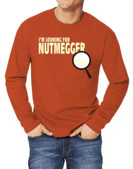 Looking For Nutmegger Guys Long-sleeve T-Shirt
