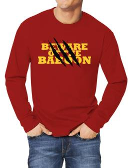 Beware Of The Baboon Long-sleeve T-Shirt
