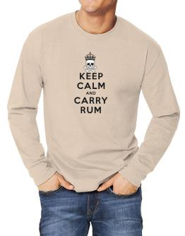 Carry Rum Long-sleeve T-Shirt