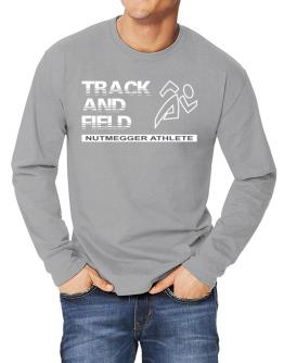 Track & Field Nutmegger Athlete Long-sleeve T-Shirt