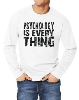 Psychology Is Everything Long-sleeve T-Shirt