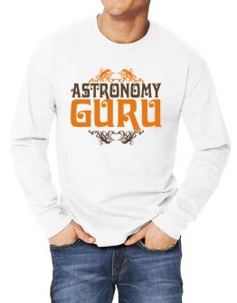 Astronomy Guru Long-sleeve T-Shirt