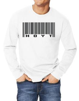 Bar Code Hoyt Long-sleeve T-Shirt