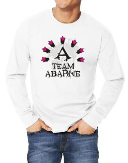 Team Abarne - Initial Long-sleeve T-Shirt