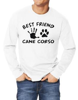 My Best Friend Is My Cane Corso Long-sleeve T-Shirt