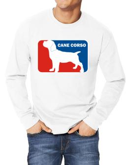 Cane Corso Sports Logo Long-sleeve T-Shirt