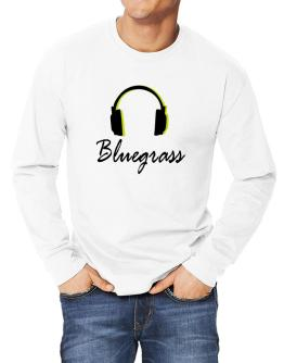 Listen Bluegrass Long-sleeve T-Shirt