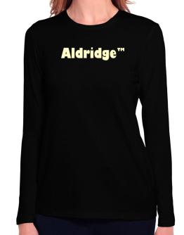 Aldridge Tm Long Sleeve T-Shirt-Womens