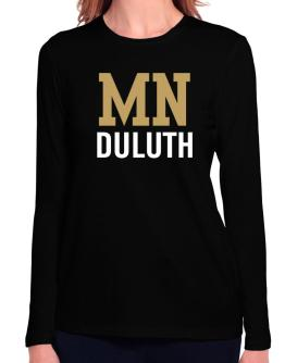 Duluth - Postal usa Long Sleeve T-Shirt-Womens