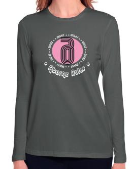 Abarne Rules Long Sleeve T-Shirt-Womens