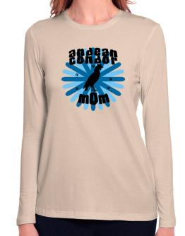 Andean Condor mom Long Sleeve T-Shirt-Womens