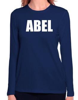 Abel Long Sleeve T-Shirt-Womens