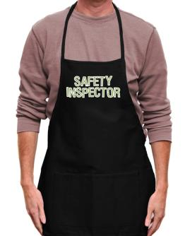 Safety Inspector Apron
