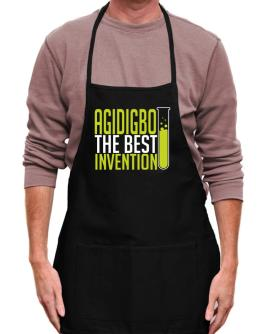 Agidigbo The Best Invention Apron
