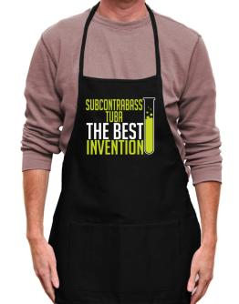 Subcontrabass Tuba The Best Invention Apron