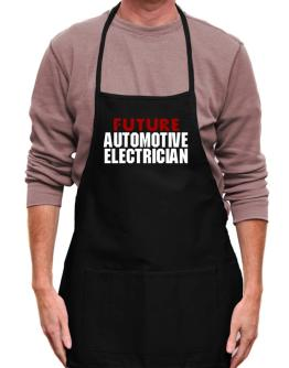 Future Automotive Electrician Apron