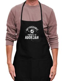 Untouchable : Property Of Adorjan Apron