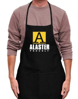 Proud To Be Alaster Apron