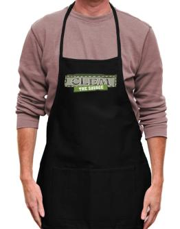 Clem The Savage Apron