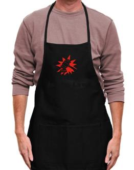 Clem Is The Law Apron