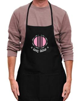 Lucy Rules Apron