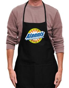 Alannis - With Improved Formula Apron