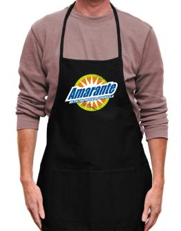 Amarante - With Improved Formula Apron