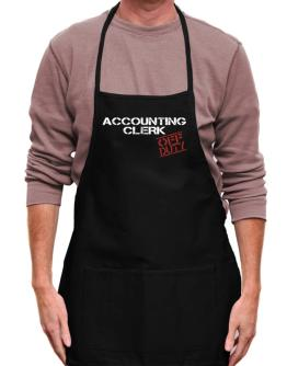 Accounting Clerk - Off Duty Apron