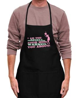 Safety Inspector Your Mom Warned You About Apron