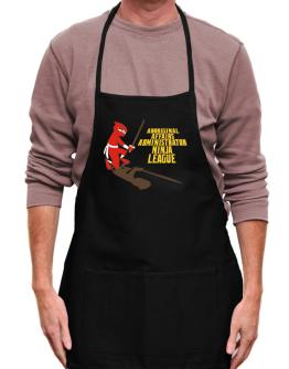Aboriginal Affairs Administrator Ninja League Apron