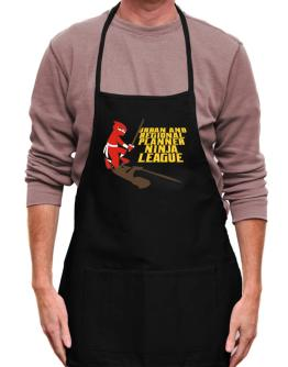 Urban And Regional Planner Ninja League Apron