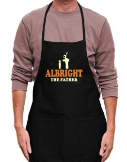 Albright The Father Apron