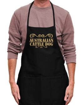 Australian Cattle Dog - Ornaments / Urban Style Apron