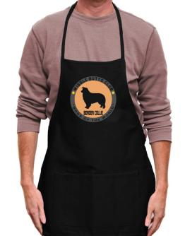 Border Collie - Wiggle Butts Club Apron