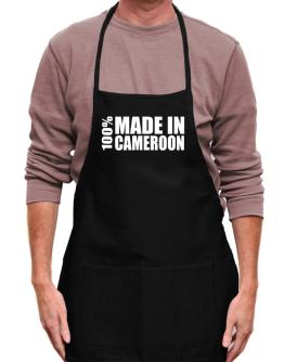 100% Made In Cameroon Apron