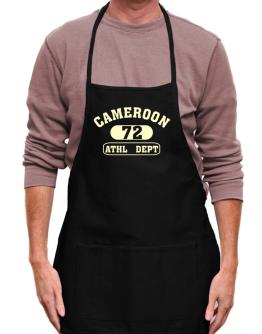 Cameroon 72 Athl Dept Apron
