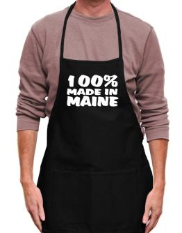 100% Made In Maine Apron