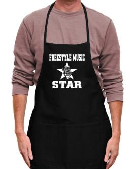 Freestyle Music Star - Microphone Apron