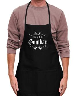 Long Live Gombay Apron