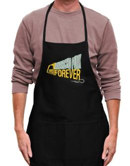 Anarcho Punk Forever Apron